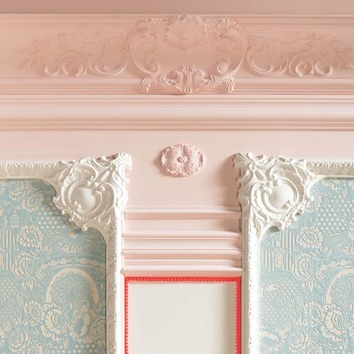 Elemento angolare decorativo per cornici da pareti orac - Stucco decorativo per pareti ...
