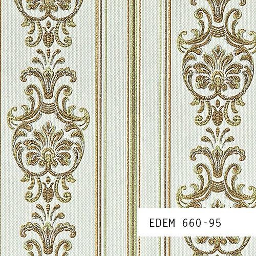 Campione di carta da parati 660 tnt barocca elegante for Carta parati elegante