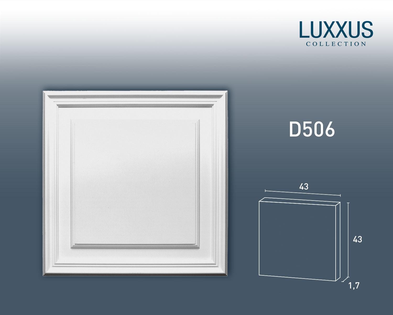 pannelli decorativi per porte : ... appiattito contorno per porte Orac Decor D506 LUXXUS ? Bild 1
