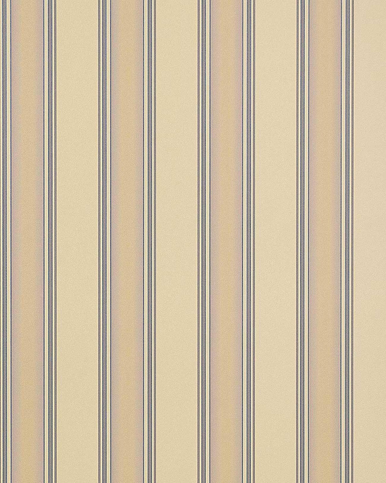 Carta da parati goffrata edem 827 23 a righe barocco for Carta da parati beige