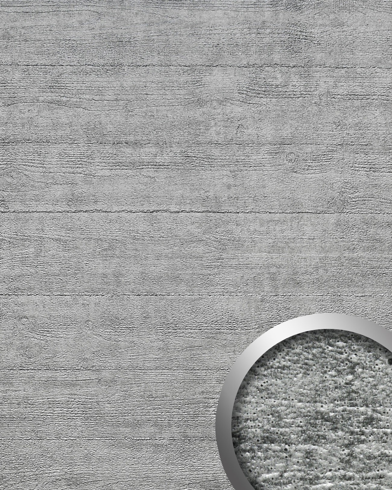Pannello per interni e pareti calcestruzzo grigio WallFace ...