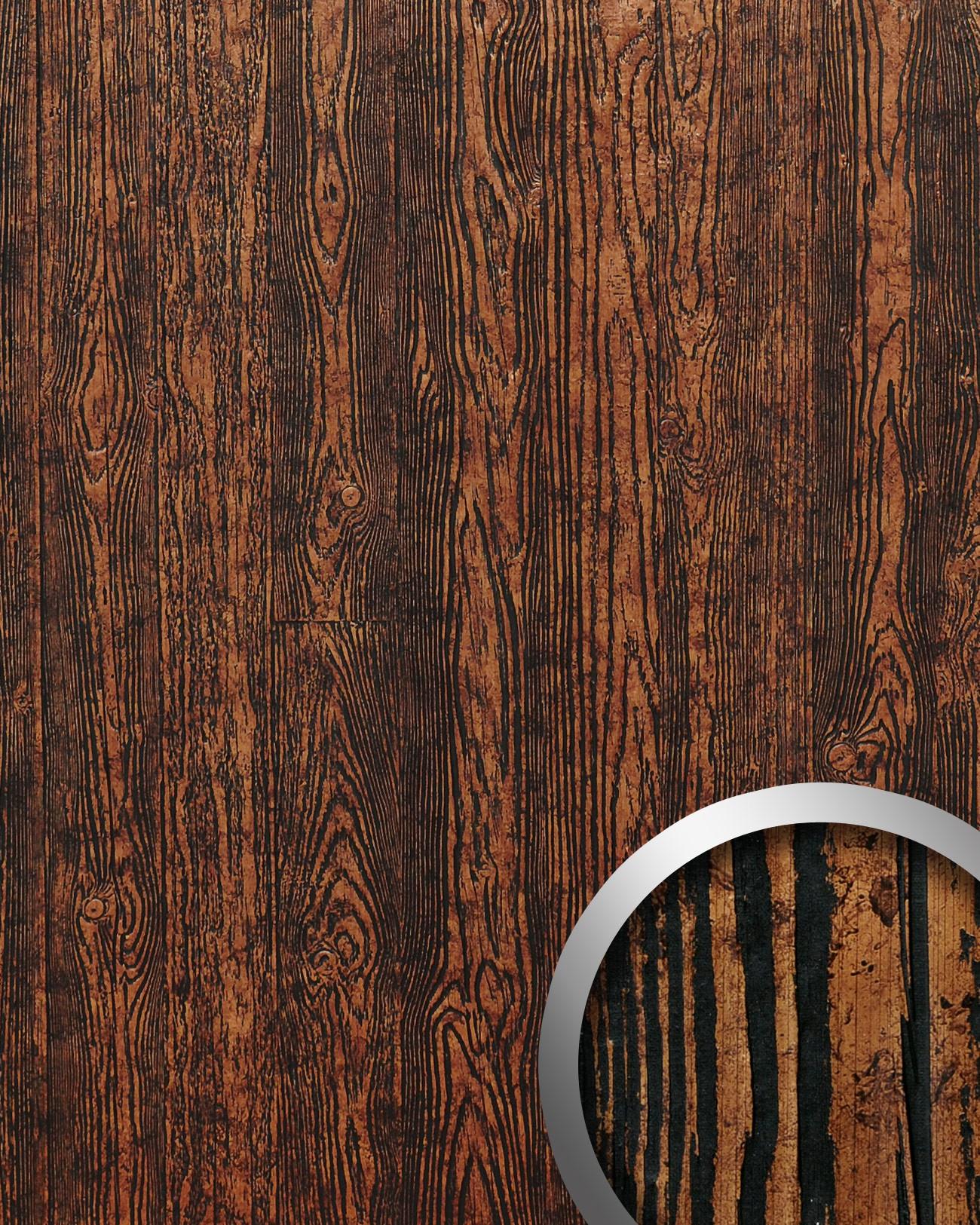 Pannello Parete Effetto Legno : Pannello per interni effetto legno ...