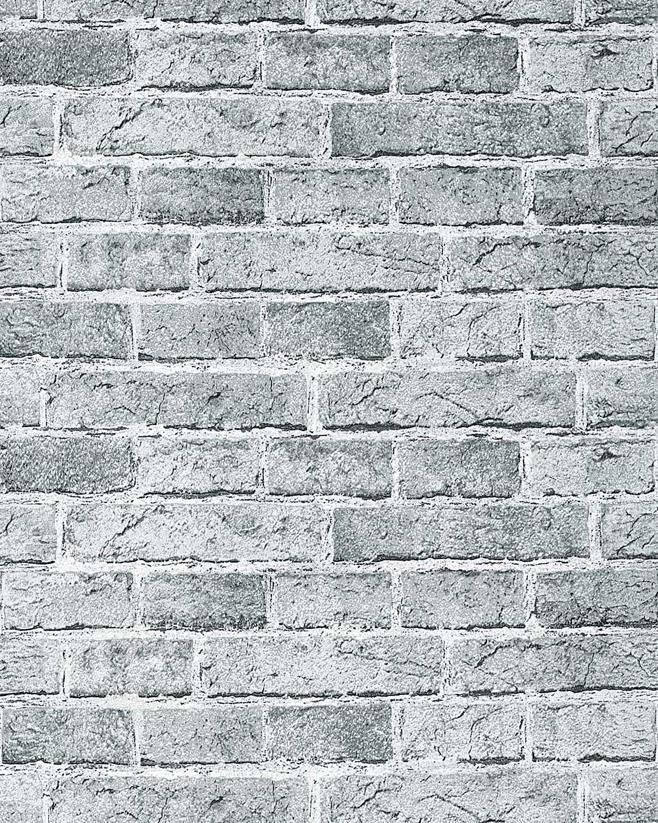 Carta da parati muro di mattoni edem 583 26 invecchiato for Carta da parati muro di mattoni