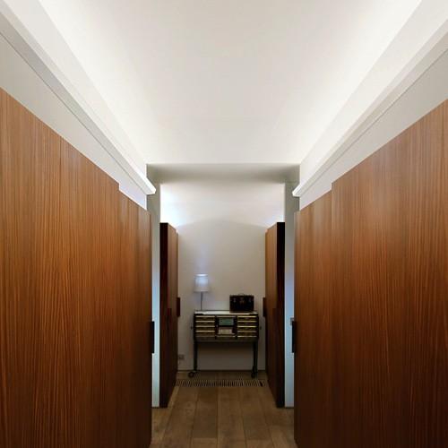 Cornice per l 39 illuminazione indiretta aspetto stucco orac - Stucco decorativo per pareti ...